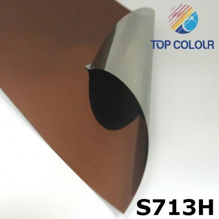 Réfléchissant film pour vitrage S713H - Film de protection solaire réfléchissant