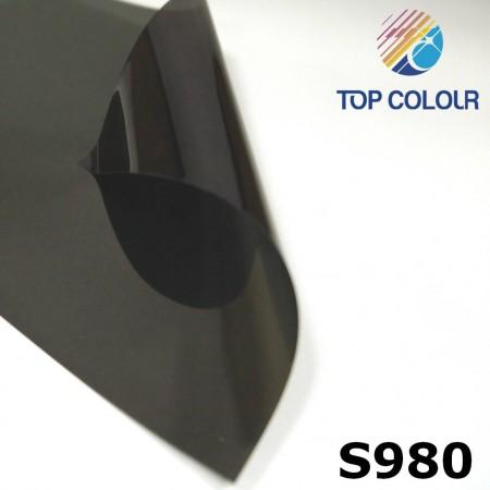 Réfléchissant film pour vitrage S980 - Film de protection solaire réfléchissant