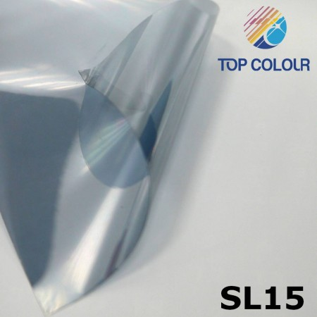Reflective Window Film SILVER 15 - Reflective sun control film