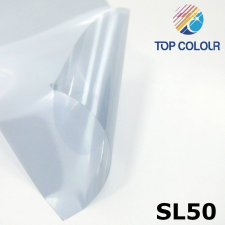 Reflective window film SILVER 50 - Reflective sun control film