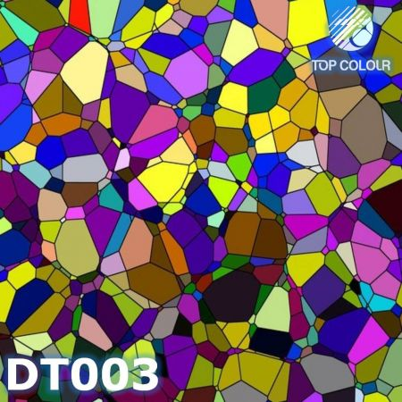 Decorativo digital Papel Ahumado - Película decorativa digital DT003