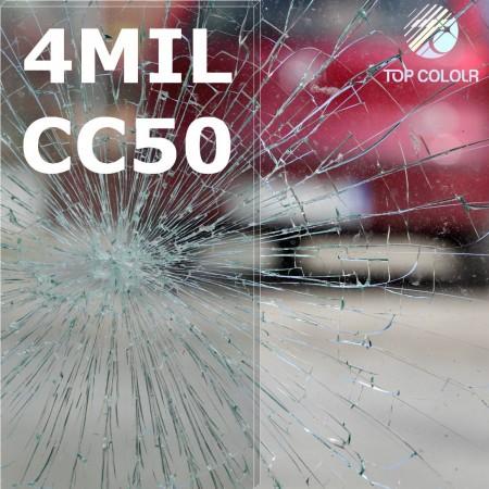Safety window film SRCCC50-4MIL