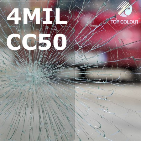 Safety window film SRCCC50-4MIL - Safety window film SRCCC50-4MIL