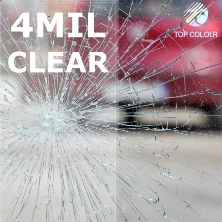 فيلم تظليل النوافذ الآمن SRCS100-4MIL - فيلم تظليل النوافذ الآمن SRCS100-4MIL