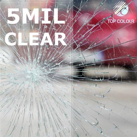Safety window film SRCS100-5MIL