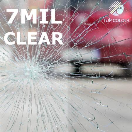 فيلم تظليل النوافذ الآمن SRCS100-7MIL - فيلم تظليل النوافذ الآمن SRCS100-7MIL
