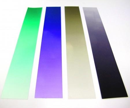 оконная пленка Top Tint Gradation S705-1 - Градация солнцезащитных полос S705-1