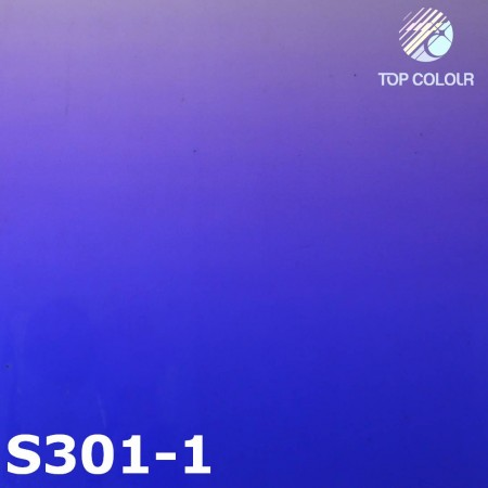 Top Tint Gradation Window Film S301-1 - Gradation sun strip film S301-1