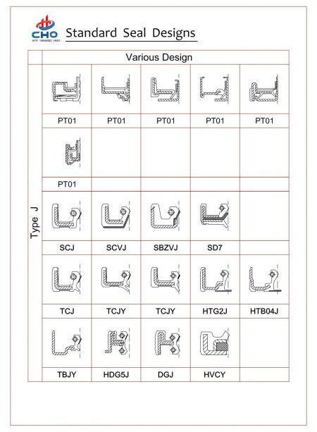 PTFE seal types-2
