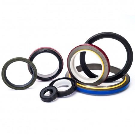 PTFE Lip Seals - PTFE Lip Seals