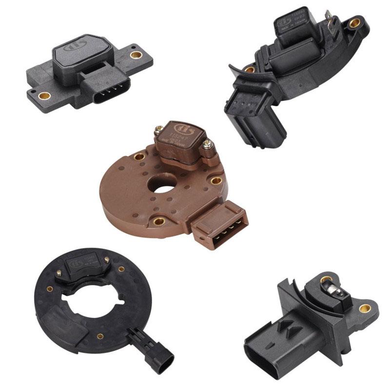 Ignition Control Crank Angle Sensor