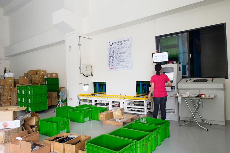 Administração de estoques de materiais do TIS