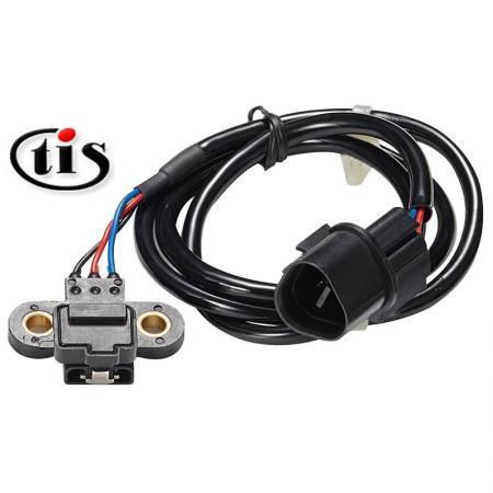 Sensor de posición del cigüeñal CKP MD357274, J5T25099 - Sensor de posición del cigüeñal MD357274 para Mitsubishi Montero