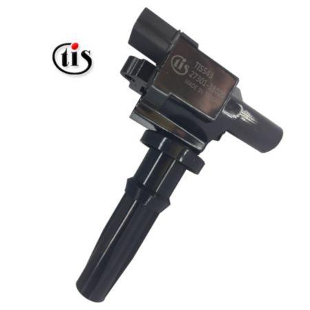 คอยล์จุดระเบิดดินสอ 16V 27301-38020 สำหรับ Hyundai Sonata - ดินสอคอยล์จุดระเบิด 27301-38020 สำหรับ Hyundai Sonata