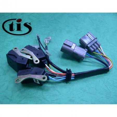 Жгут проводов распределителя зажигания TD31U, TD-41U, TD-42U, TD-44U, TD-58U - Жгут проводов для дистрибьюторов Honda Accord TD31U, TD-41U, TD-42U, TD-44U, TD-58U
