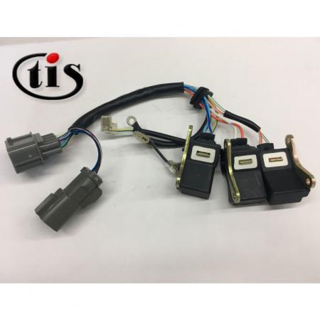 इग्निशन वितरक के लिए वायर हार्नेस TD55U Wire - Acura Integra वितरक TD55U . के लिए वायर हार्नेस