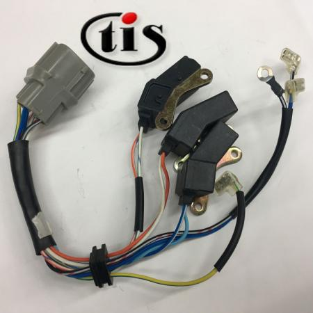 Wire Harness for Ignition Distributor TD80U, TD-84U - Wire Harness for Honda CRX Distributor TD80U, TD-84U
