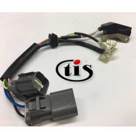 Жгут проводов распределителя зажигания TD76U - Жгут проводов для дистрибьютора Honda Accord TD76U