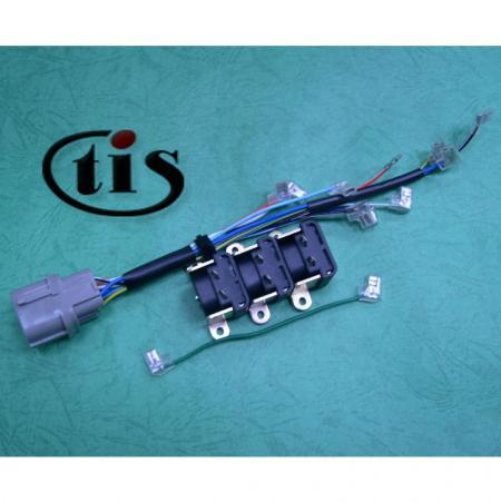 تسخير الأسلاك لموزع الإشعال D4T92-04K79P - تسخير الأسلاك لموزع Honda Accord EX D4T92-04K79P
