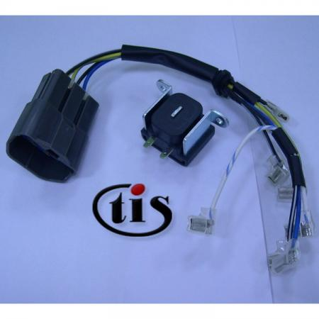 Wire Harness for Ignition Distributor D4T9407 - Wire Harness for Isuzu Oasis Distributor D4T9407