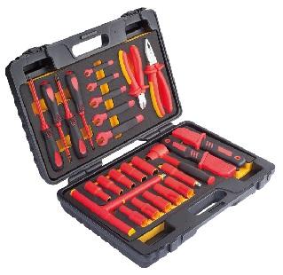 27pcs 1000V Insulated Tools Set - 27pcs 1000V Insulated Tools Set