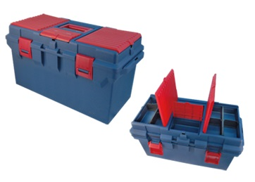 جعبه ابزار حرفه ای پلاستیکی