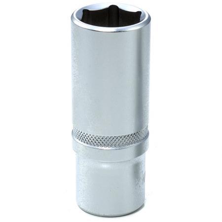 "1/2"" Dr. 6PT Deep Socket - Metric Size"
