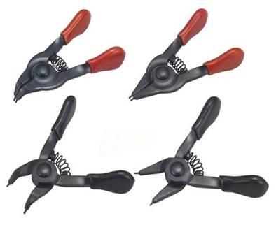 4pcs Mini Snap Ring Pliers Set - 4pcs Mini Snap Ring Pliers Set