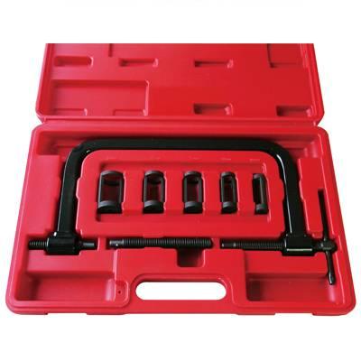 5 Size Valve Spring Compressor Removal Tool Kit - Valve Spring Compressor Set