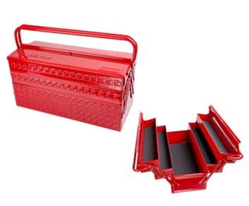 3 بخش جعبه ابزار قابل حمل
