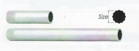 "3/8""Dr. Deep Spark Plug Socket - 3/8Dr. Deep Spark Plug Socket"