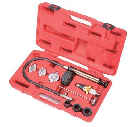 Simple Radiator Pressure Test Kit (14pcs) - Simple Radiator Pressure Test Kit (14pcs)