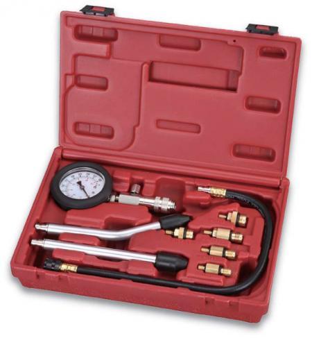9pcs Gasoline Cylinder Compressor Tester - 9pcs Gasoline Cylinder Compressor Tester