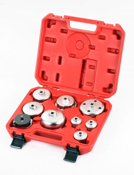 9pcs Oil Filter Wrench Set - 9pcs Oil Filter Wrench Set