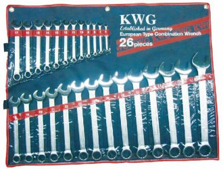 Combination Wrench Set - Combination Wrench Set