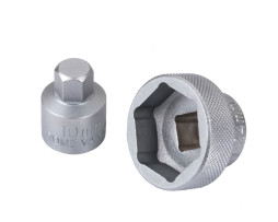 Hex Oil Filter Wrench and TOYOTA differential Drain Plug Socket - Hex Oil Filter Wrench and TOYOTA differential Drain Plug Socket
