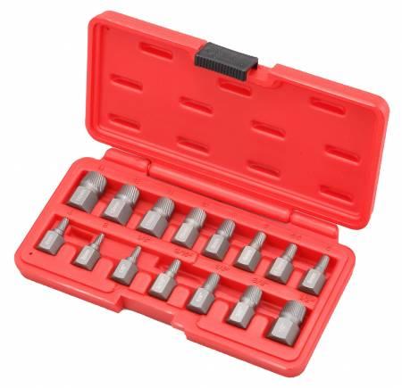 15pcs Screw Extractor Set - 15pcs Screw Extractor Set