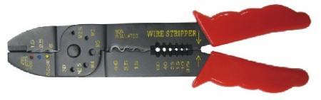 """9"""" 5-Way Crimping Tool(Ins. & Non-Ins. Terminal) - 9"""" 5-Way Crimping Tool(Ins. & Non-Ins. Terminal)"""