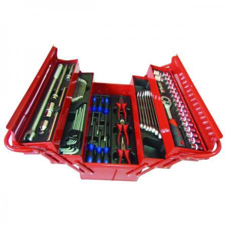 63pcs Portable Tools Box Set - 63pcs Portable Tools Box Set