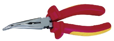 1000V Insulated Bent Nose Pliers