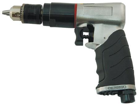"3/8""Air Reversible Drill (1,800rpm) - 3/8""Air Reversible Drill"