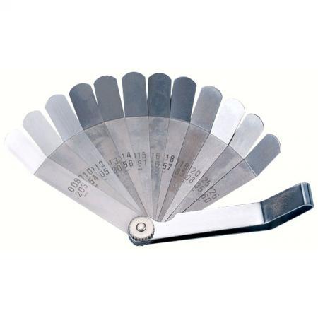 Blades Feeler Gauge - Blades Feeler Gauge
