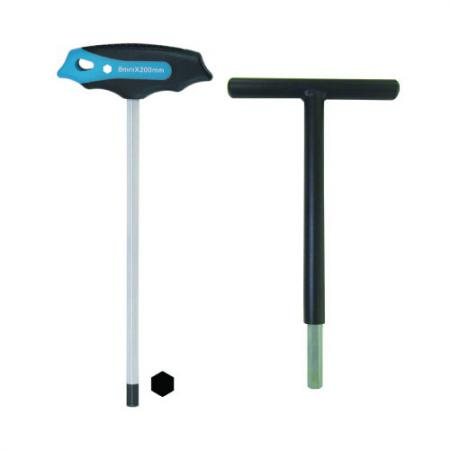 T-Handle Type Wrenches - T-Handle Wrenches
