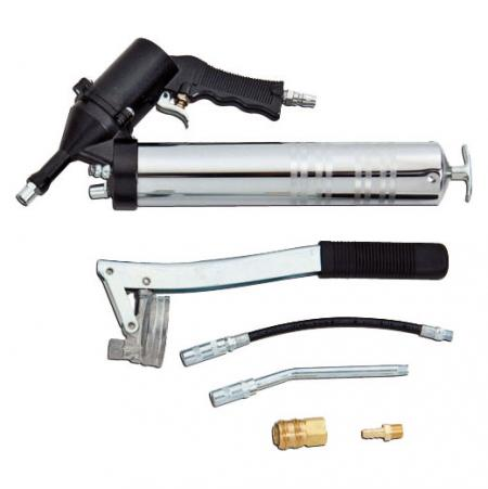 Air Grease Gun Set (400c.c.) - Air Grease Gun Set