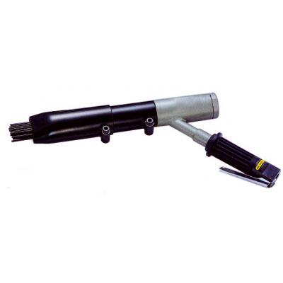 Air Needle Scaler (3000BPM, dia.3mm x49pcs, dia.4mm x35pcs) - Air Pistol Grip Needle Scaler