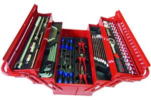 63pcs Pro. Tools Box Set