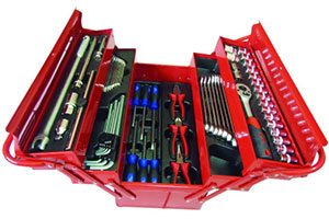 63pcs Pro. Tools Box Set