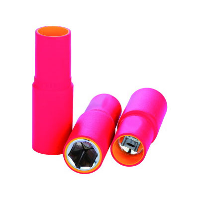 "1/2"" Insulated Socket - Insulated Socket"