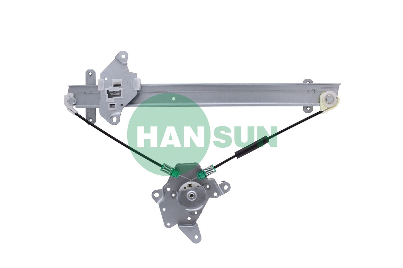 1998 Nissan Sentra Sedan Front Right Power Window Regulator Assembly - For 1998 Nissan Sentra Front Right Window Regulator