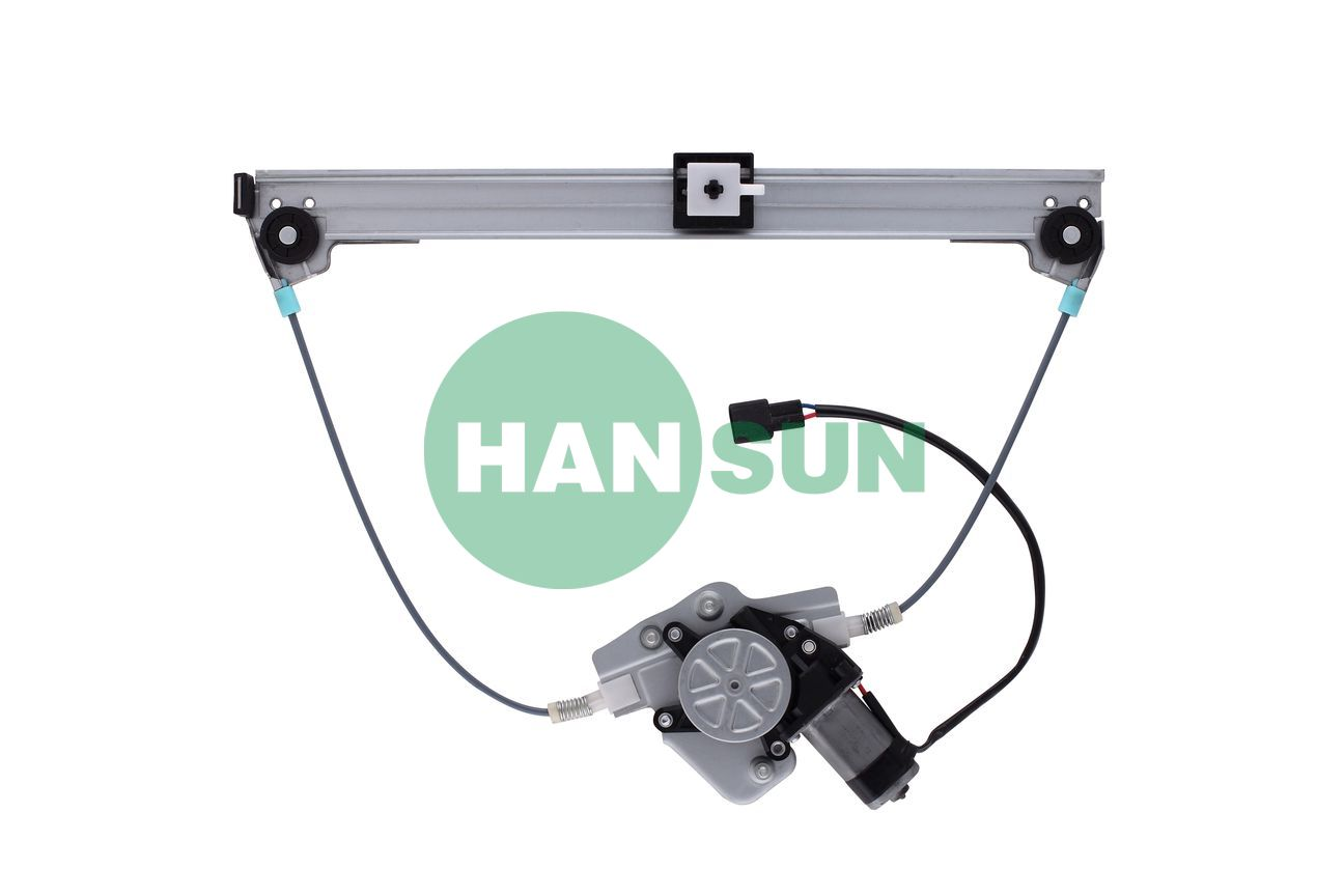 For 00-10 Alfa Remeo 147 4-Door Rear Right Window Regulator - For Alfa Romeo 147 00-10 Rear Right Window Regulator
